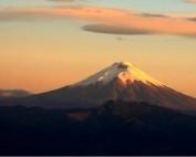 Andean Volcano